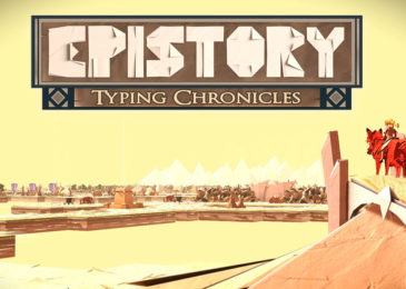 Epistory – Typing Chronicles [REVIEW]