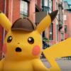 Se viene la peli live-action de Pokémon con un Pikachu detective