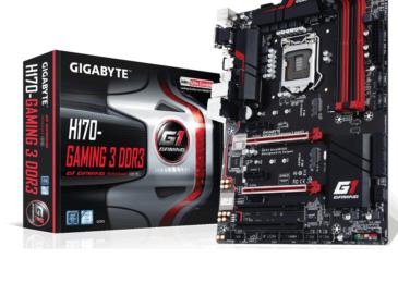 Gigabyte H170 Gaming 3 DDR3