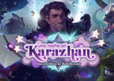 Pasa Una Noche en Karazhan con Hearthstone