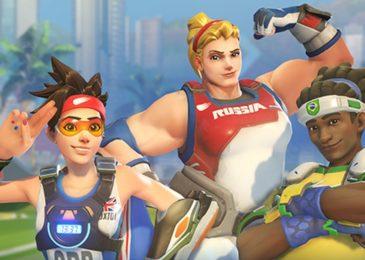 ¡Las Juegos Olímpicos llegan a Overwatch!