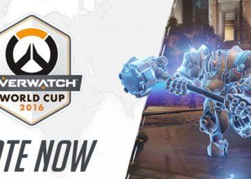 Arrancaron las votaciones para la Copa Mundial de Overwatch