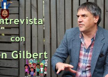 Ron Gilbert visitó Argentina y lo entrevistamos