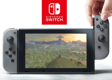 Nintendo Switch, la nueva ola en OLED