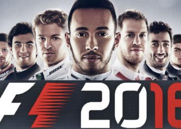 F1 2016 [REVIEW]