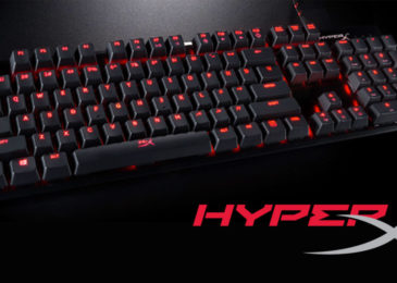 [REVIEW] HyperX Alloy FPS