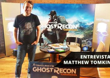 GHOST RECON WILDLANDS: Entrevista a Matthew Tomkinson