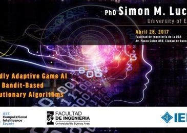 IEEE CIS: Inteligencia Artificial para videojuegos este 26 de abril