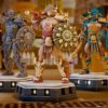 MIGHT & MAGIC: SHOWDOWN trae batallas de mesa en tiempo real con miniaturas personalizables