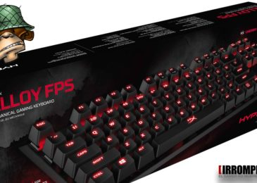 [VIDEO MECHANICAL REVIEW] HyperX Alloy FPS Cherry Brown