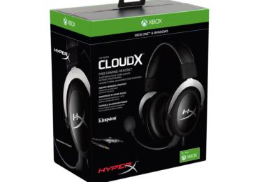 Auriculares HyperX CloudX