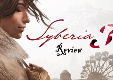Syberia 3 [REVIEW]