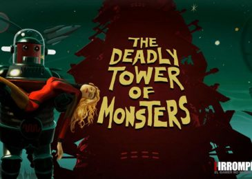 The Deadly Tower Of Monsters premiado en el BIG Festival edición 2017