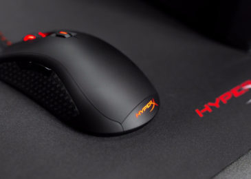 [REVIEW] HyperX Gaming Mouse Pulsefire FPS + HyperX Fury S