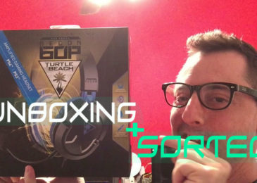 [UNBOXING] Turtle Beach Recon 60p y SORTEO de Ear Force PLA