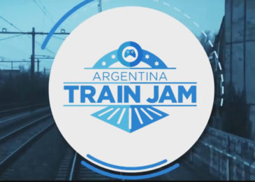 Argentina Train Jam: una game jam sobre rieles