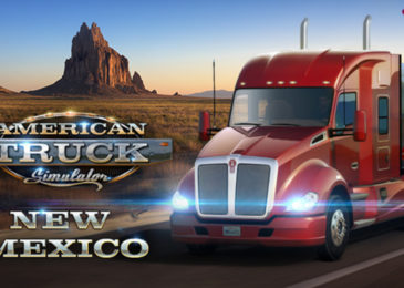 American Truck Simulator: New Mexico (DLC) [REVIEW]