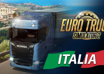 Euro Truck Simulator 2: Italia (DLC) [REVIEW]