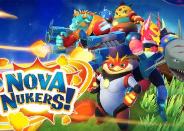 [REVIEW] Nova Nukers