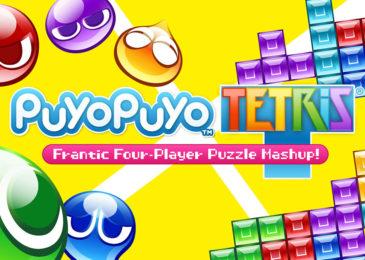 [REVIEW] Puyo Puyo Tetris