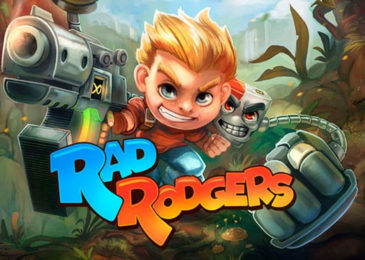 [REVIEW] Rad Rodgers
