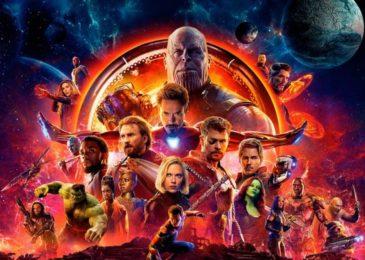 [CINE] Avengers: Infinity War