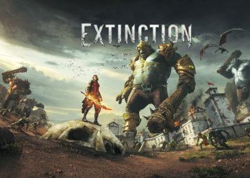 [REVIEW] Extinction