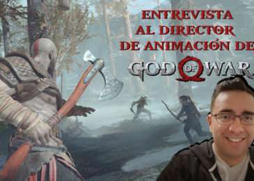 Entrevistamos al Director de Animación de God of War