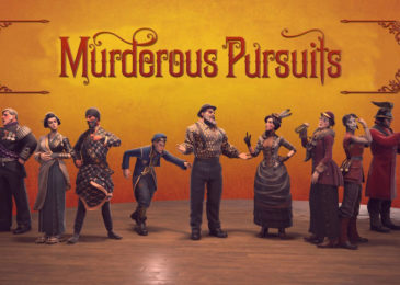[REVIEW] Murderous Pursuits