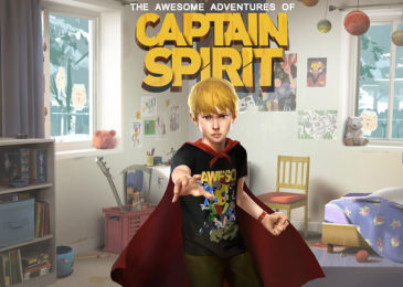 [REVIEW] The Awesome Adventures of Captain Spirit