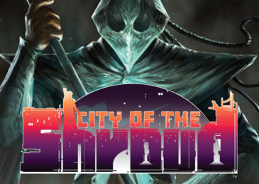 [REVIEW] City of the Shroud
