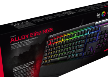 [REVIEW] HyperX Alloy Elite RGB