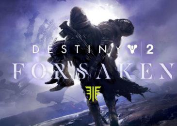 [REVIEW] Destiny 2 – Forsaken DLC