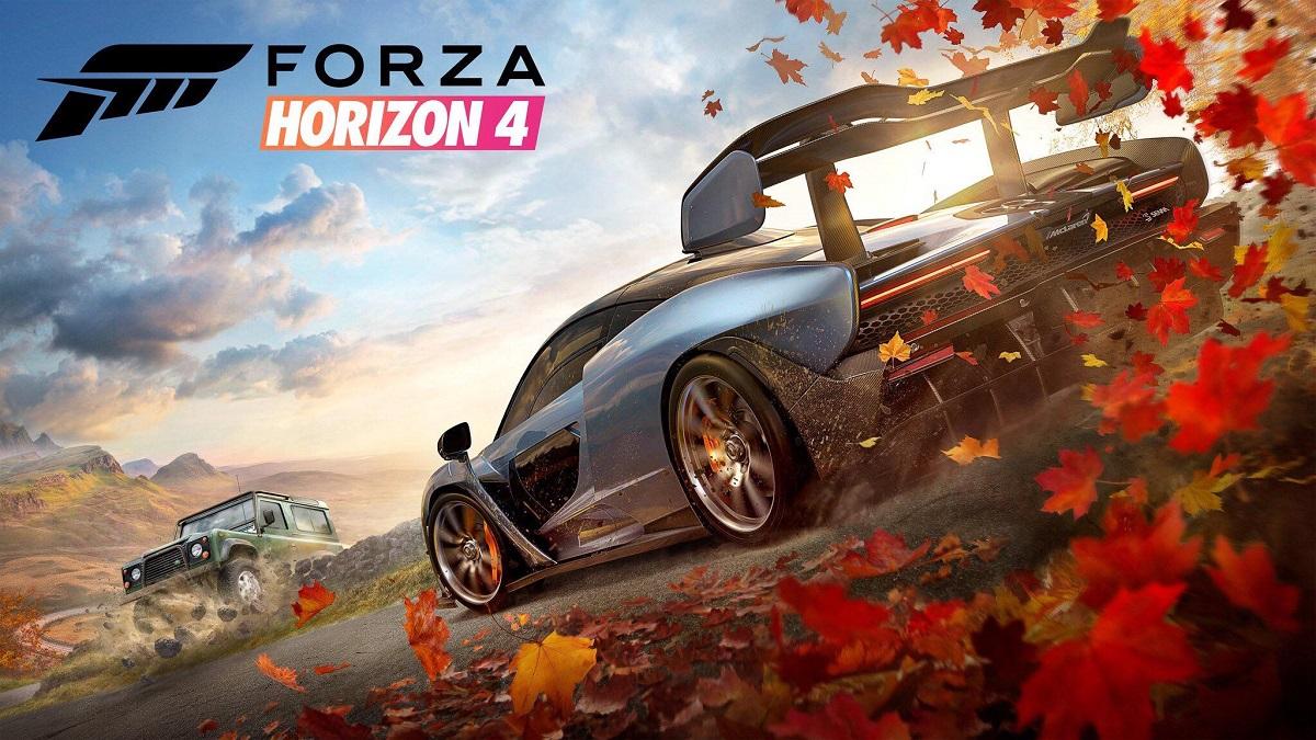 ForzaHorizon4 Cover