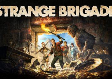 [REVIEW] Strange Brigade