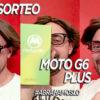Sorteamos un Moto G6 Plus con #AbrahamOslo ¡Entérense cómo participar!