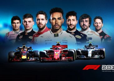 [REVIEW] F1 2018
