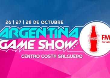 Se viene Argentina Game Show 2018