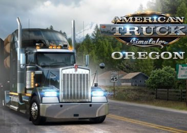 American Truck Simulator: Oregon (DLC) [REVIEW]