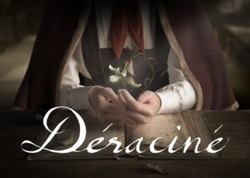 [REVIEW] Déraciné