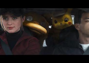 TRAILER de la película de POKÉMON de carne y hueso ¡Deadpool es la voz de PIKACHU!