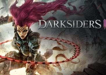 [REVIEW] Darksiders III