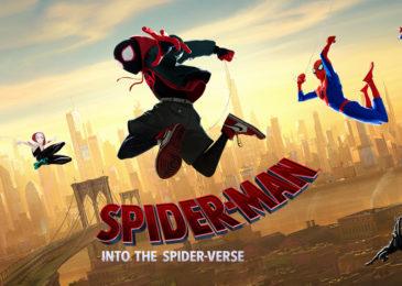 Spider-Man: Into the Spider-Verse [CINE]