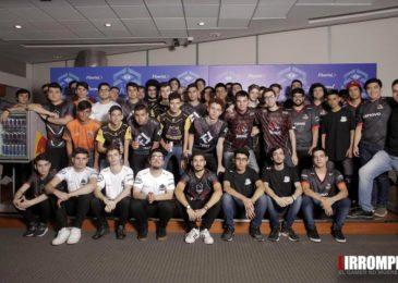 La Liga de Videojuegos Profesional presentó la Liga Máster Fibertel