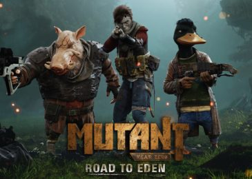 [REVIEW] Mutant Year Zero: Road To Eden