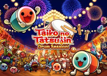 Taiko No Tatsujin: Drum Session! [REVIEW]