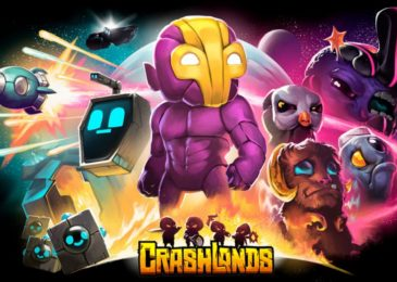 [REVIEW] Crashlands