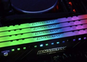 Crucial Balistix Tactical RGB [REVIEW]