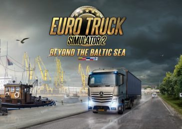 Euro Truck Simulator 2: Beyond the Baltic Sea (DLC) [REVIEW]