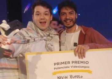 Charlamos con los creadores de El Chico Antimateria, ganador de Potenciate Videojuegos 2018